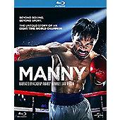 Manny Blu-Ray
