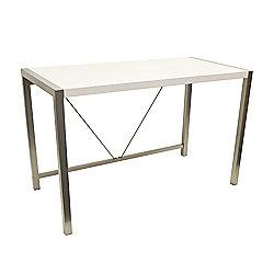 Apollo -home / Office Computer Desk- White