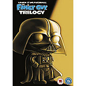 Family Guy Trilogy, Star Wars, Laugh It Up, Fuzzball