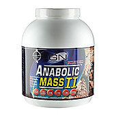 Anabolic Mass II Chocolate 2kg Powder