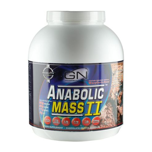 Anabolic Mass II Chocolate 2kg Powder