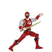 Power Rangers Super Megaforce - 12.5cm Ninja Storm Red Ranger Action Figure