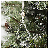 Tesco Acylic Jewel Hanging Decoration