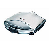 TR52 Two Slice Stainless Steel Sandwich Toaster