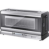 Russell Hobbs Clarity Toaster - Stainless Steel
