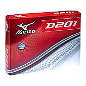 Mizuno Mens D201 Golf Balls (Dozen)