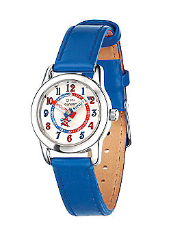 Children's D for Diamond Time Teacher Blue Watch