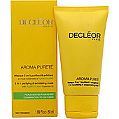 Decleor Aroma Purete 2 in 1 Purifying & Oxygenating Mask 50ml - Combination/Oily Skin