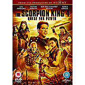 Scorpion King 4 - Quest for Power (DVD)
