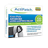 ActiPatch Knee Pain Relief 720 Hour Electro Pulse Therapy