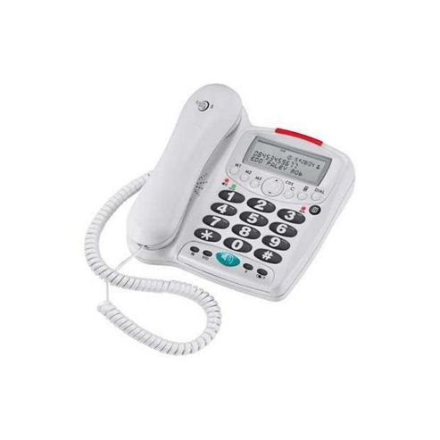 Speakeasy 5 Big Button Corded Phone