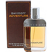 Davidoff Adventure Eau de Toilette (EDT) 50ml Spray For Men