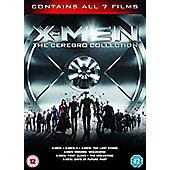 X-Men: The Cerebro Collection (DVD)