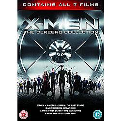 X-Men: The Cerebro Collection (DVD)
