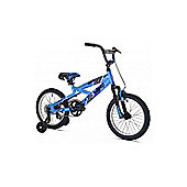 "JEEP TR16"" JUNIOR MTB BLUE"