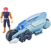Thundercats Thunder Racer With Lion-O