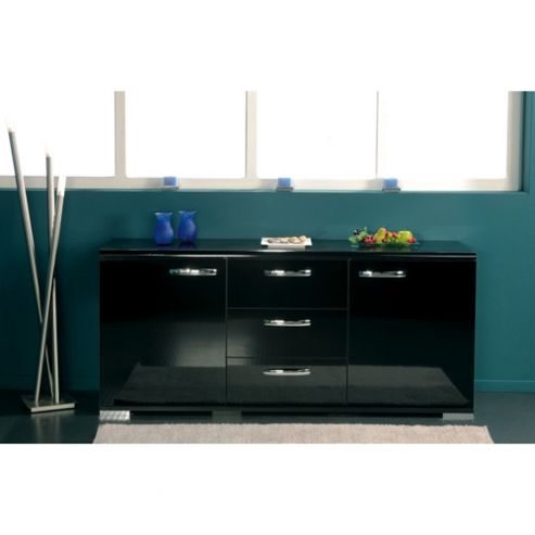 Parisot Scorpio Sideboard in Black