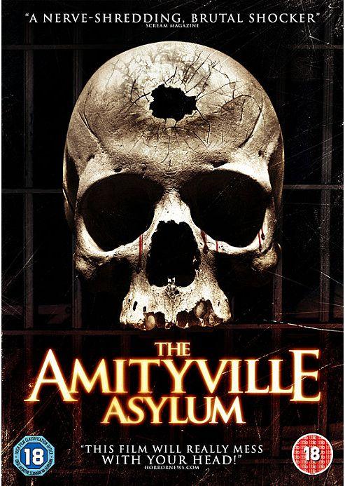 Amityville Asylum (DVD)
