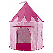 Kids Concept Sweden Laktalt Pink Star Pop Up Play Tent