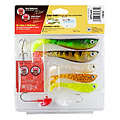 Berkley Powerbait Vertical Kit - Assorted - 5pk