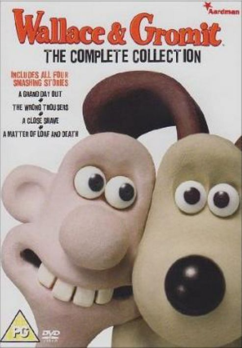 Wallace And Gromit - The Complete Collection (DVD Boxset)