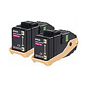 Epson 0607 high capacity toner cartridge