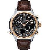 Timex Intelligent Quartz World Time Chronograph Watch T2N942