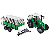 ELC Farm Tractor and Trailer