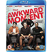 That Awkward Moment Blu Ray