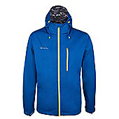 Rapture Mens Waterproof Jacket - Electric blue