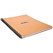 Classic 4Colors Book Wrbnd 22.5X29.7Cm Sq.5X5 a** .Covers 19320C