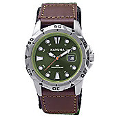 Kahuna Mens Date Display Watch - K6V-0005G
