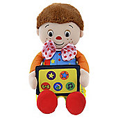 Something Special Mr Tumble with Fun Tumble Tapp Soft Toy