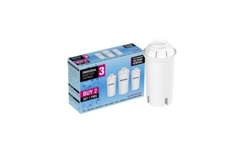 Aqua Optima 333141 Universal Filter Cartridge X3