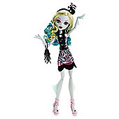 Monster High Black Carpet Fright, Camera, Action - Lagoona Blue Dol