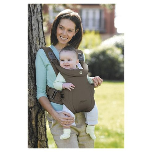 Tomy Baby Carrier, Grey