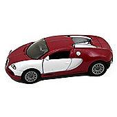 Die-Cast Bugatti Eb 16.4 Veyron