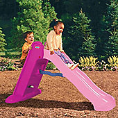 Little Tikes Easy Store Large Slide - Pink