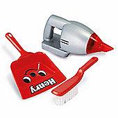 Casdon Hand Held Vacuum Set Henry