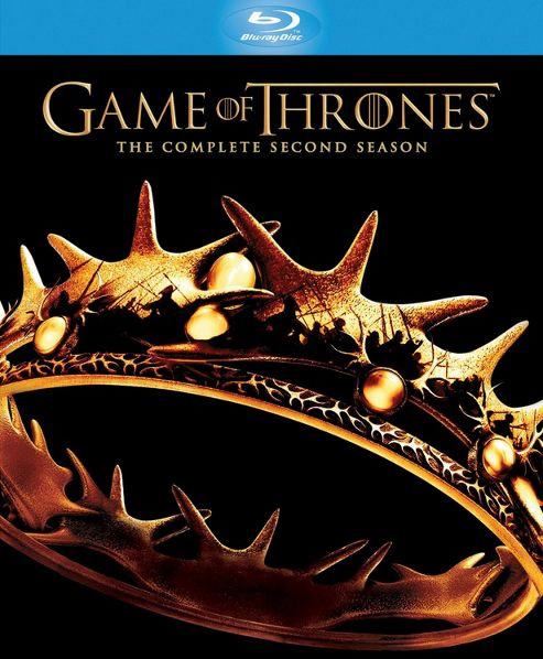 Game Of Thrones - Season 2 (Blu-Ray Boxset)
