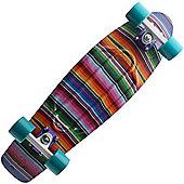 Penny Australia Complete Nickel Graphic Series 2014 Plastic Skateboard - Baja