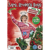 Mrs Brown'S Boys: Christmas B