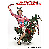 Mrs Brown'S Boys: More Christmas Crackers DVD
