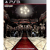 Resident Evil HD Remaster - PS3