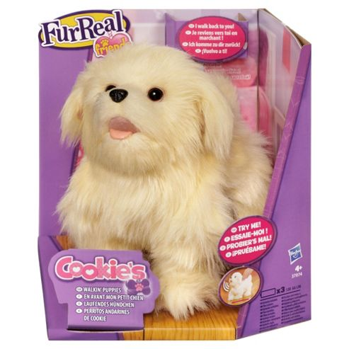 FurReal Cookie Walking Pup