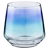 Tesco Blue Spray Mixer Glass