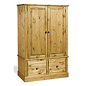 Core Products Cotswold CT382 2 Door + 2 Drawer Wardrobe