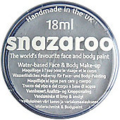 Snazaroo Face Paints Classic Colours Light Grey 18ml - Fancy Dress