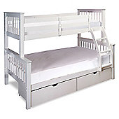 Limelight Pavo High Sleeper Bunk Bed
