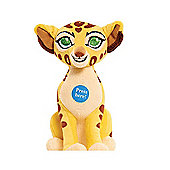 Disney The Lion Guard Talking Soft Toy - Fuli